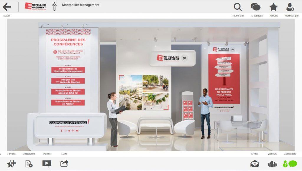 Journée Portes Ouvertes 2021 - Montpellier Management