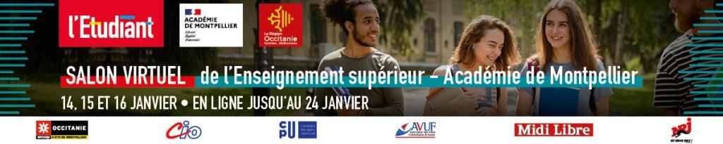 Salon Enseignement Supérieur 2021 - Montpellier Management