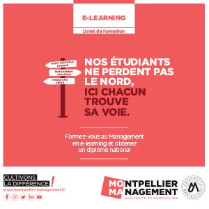 Livret e-learning - Montpellier Management