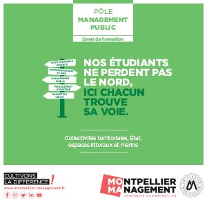 Livret Management Public - Montpellier Management