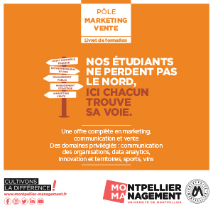 Livret Marketing Vente - Montpellier Management