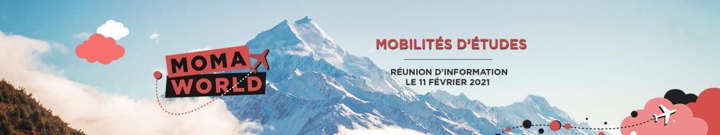 Mobilités internationales - réunion d'information - Montpellier Management
