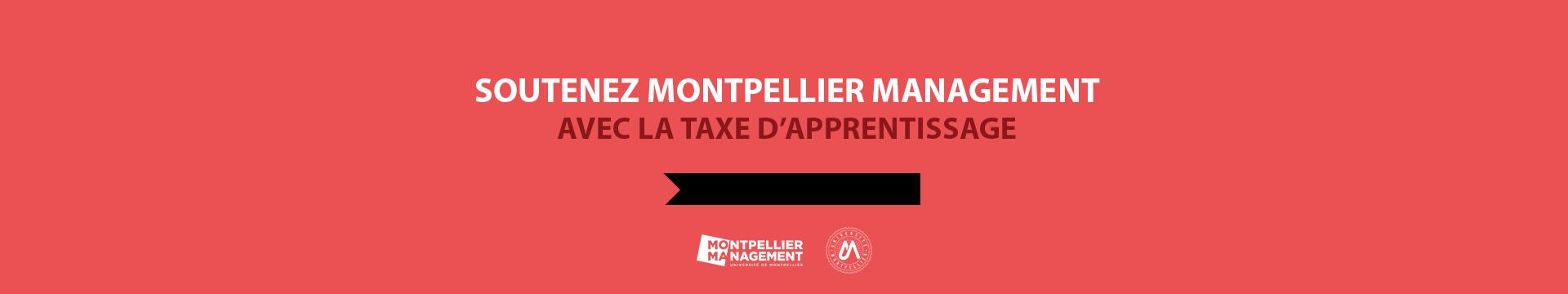 Taxe d'apprentissage 2021 - Montpellier Management