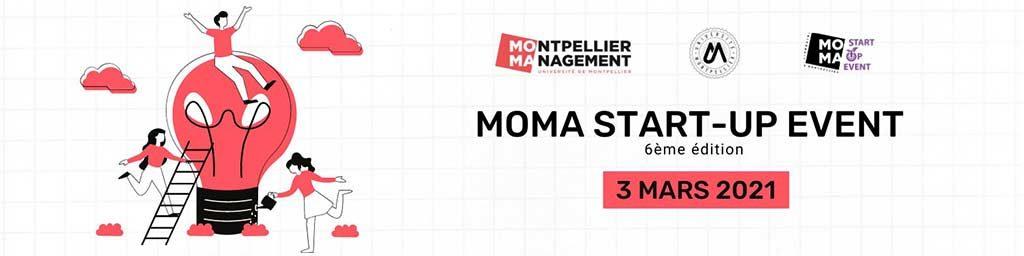 Retour MOMA Startup 2021 - Montpellier Management